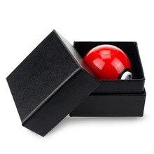 1Pcs 55mm Pokemon Go Grinder Pokeball Spice Muller 3 Piece Tobacco  With Black Box Pollen Presser