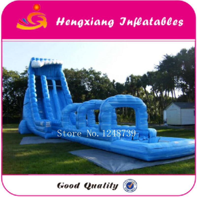 Inflatable Giant Slide: Good Quality Giant Inflatable Water Slide,inflatable Slide