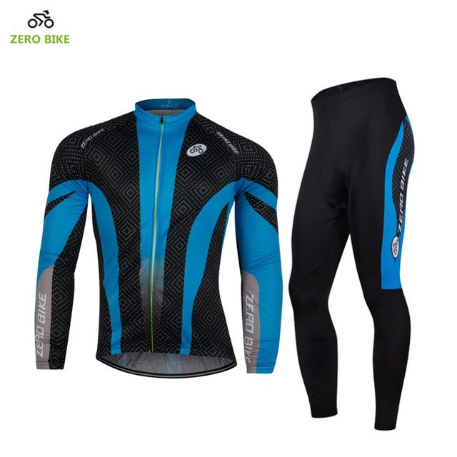 f18c64ad1 ZERO BIKE 2017New Men Cycling Jersey Professional MTB Bike Breathable  Cycling clothing M-XXL ropa ciclismo