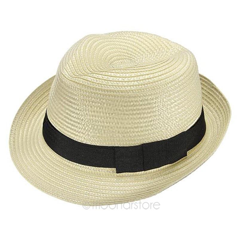 2017 Popular Unisex Solid Straw Braided Mountain Climbing Hat Summer Breathable Sun Cap Beach Shopping Travel Leisure Hats
