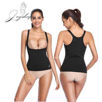 Joyshaper Neoprene Waist Trainer Body Shaper for Women Sweat Vest Corset Bust Support Shapewear Hot Slimming Sexy Bodysuit S-3XL - DISCOUNT ITEM  30% OFF All Category