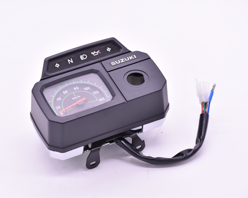 Free Shipping Motorcycle Parts AX100 Instrument Assembly For Suzuki Jincheng Motorcycle Meter Speedometer 100cc Odometer