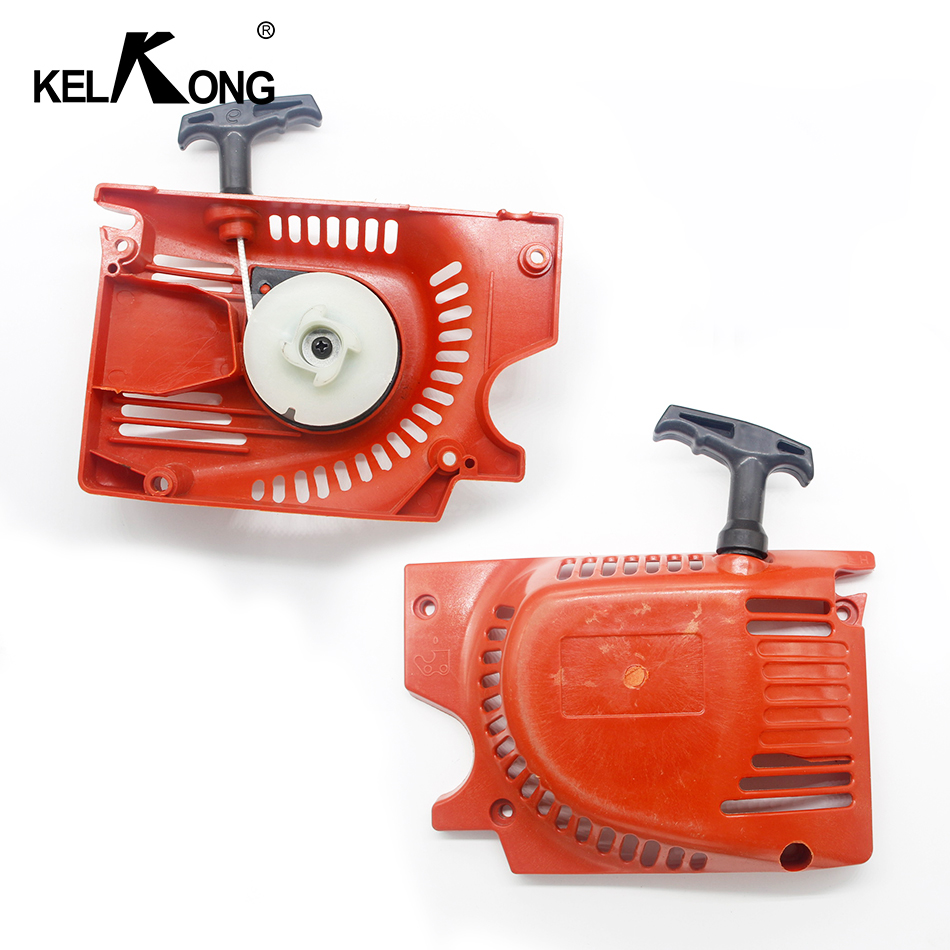 58cc chinese chainsaw easy start starter orange color 52cc 45cc
