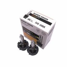 2pcs/lot xenon headlight bulb D1S D2S D3S D4S D2R D4R HID Bulb CBI HID For Audi Nissan Mazda Benz bmw Mitsubishi Peugeot