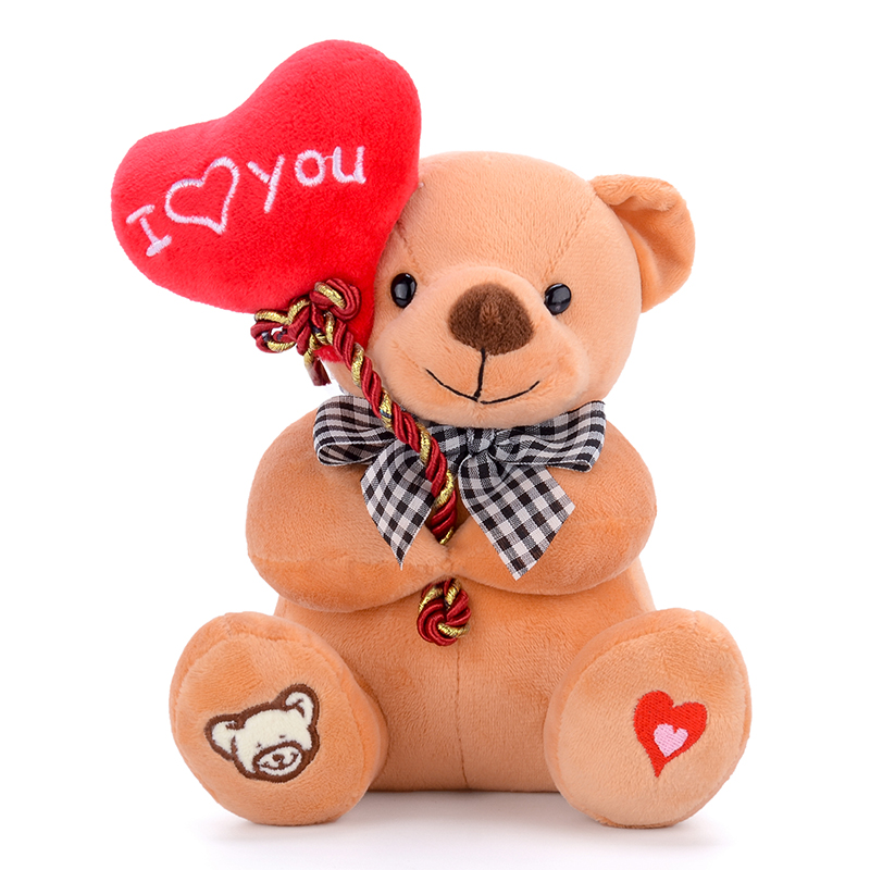 Gloveleya Plush Teddy Bear With Heart I Love You''Lover's Gifts Plush Toys Gift For Girlfriend