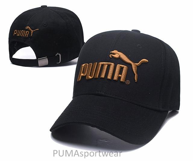 New Arrival 2018 Original PUMA Classic Logo Hat Unisex Baseball Golf Sport  Caps Sportswear fee632e97b97