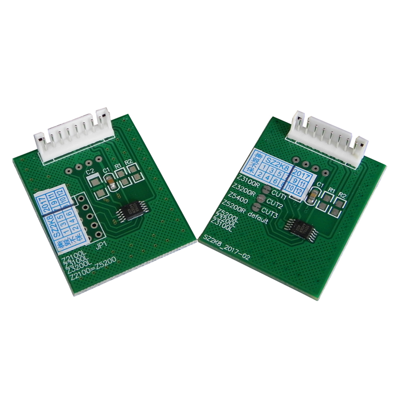 все цены на 2pcs For HP 2100 3100 Chip Decoder For HP Z2100 Z3100 Z3200 Z5200 Decryption Card For HP z3200 Decoder Cards with high quality