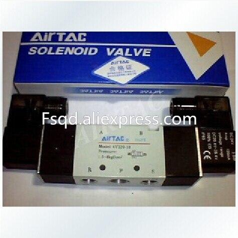 где купить 4V230-08 AIRTAC  solenoid valve Voltage is 220V Quality pneumatic components pneumatic tools дешево