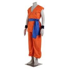 Dragon Ball Goku Super Saiyan God Costume