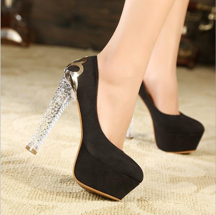 Big High Heels Shoes