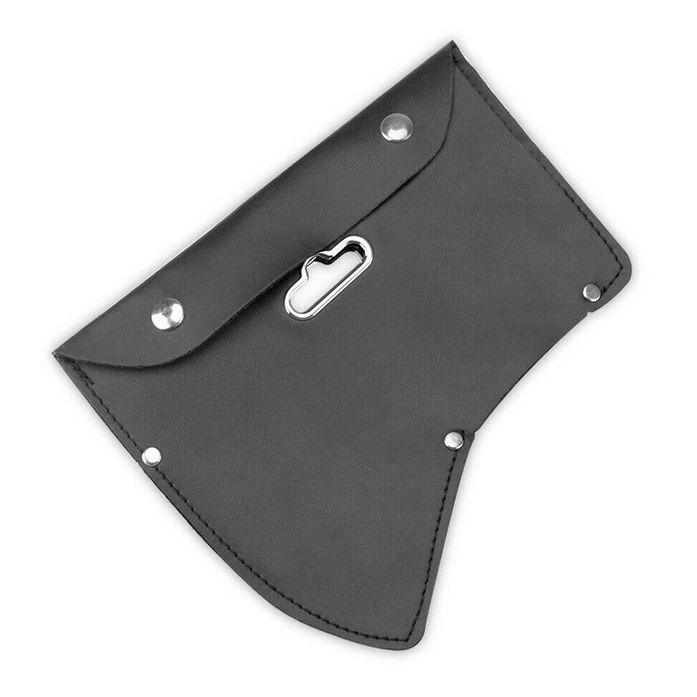 Liefern Klinge Schutz Jagd Pu Leder Outdoor Camping Abdeckung Hatchet Durable Boning Messer Multifuntional Weiche Axt Mantel Tragbare Up-To-Date-Styling Werkzeuge Axt