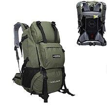Locallion большой емкости походные туристические рюкзаки для уличный для пешего туризма альпинизма кемпинга альпинизма с бесплатным дождевик