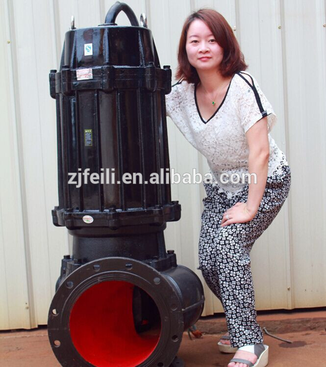 non-clog sewage submersible pump or dirty water pump submersible pump basement sewage pump marine sewage pump reorder rate up to 80% stainless sewage pumps submersible sewage pump