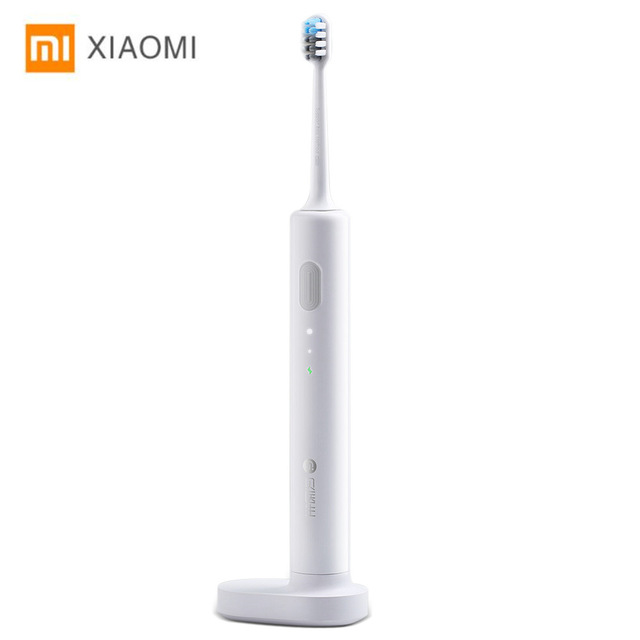 Xiaomi Mijia Waterproof Sonic Electric Toothbrush Portable Rechargeable Wireless Sonic Tooth Brush Ultrasonic Toothbrush BET-C01