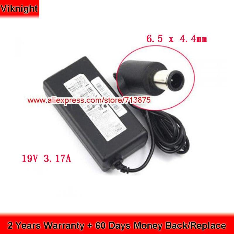 Genuine 19V 3.17A UE32J4000 AC Adapter For Samsung A5919-FSM A5919 FSM A5919_FSM UE32J4500 UE32J4510 32 TV 32J5003 UN32J5003AF