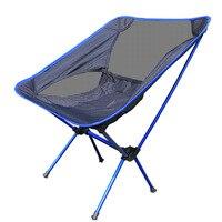 Silla de playa de aluminio silla ligera