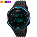 SKMEI Brand New Watch Men Stopwatch Waterproof LED Digital Military Sports Watches Students Fashion Outdoor Wristwatch