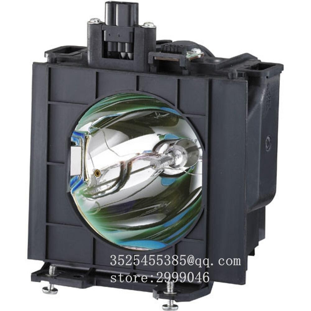 Panasonic ET-LAD40 Original Replacement Lamp for the Panasonic PT-D4000 and other Projectors replacement original projector lamp bulb chip for panasonic et lad510f pt dz21k pt ds20k pt dw17k 3 dlp projectors 2pcs