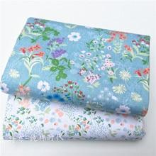 160x50cm Herb Leaf Floral Cotton Design Tissus High Quality Tecidos DIY Sewing Craft Cloth Fabric Patchwork Quilts 160g/m original and rk 610 nupro 852 hpci 14s12u e2140 1g 160g 350w high quality