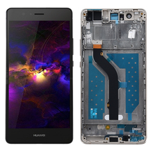 цена на 5.2 Inch AAA Quality LCD +Frame For HUAWEI P9 Lite Lcd Display Screen For HUAWEI P9 Lite Digiziter Assembly 1920*1080