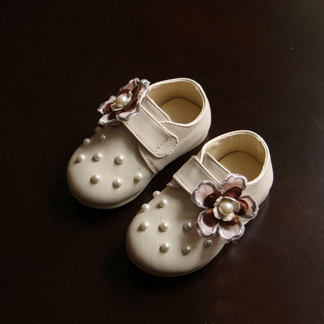 Soft Leather Baby Girl Shoes First Walkers Schoentjes For Small Children Rubber Boots Baby Girl Shoes Toddler Moccasins 503110