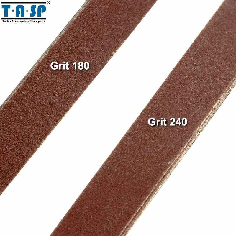Outstanding Tasp 10Pcs 13X457Mm Abrasive 1 2X18 Belt Sander Sandpaper Aluminium Oxide Woodworking Power Tool Accessories Gmtry Best Dining Table And Chair Ideas Images Gmtryco