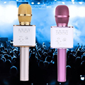 Professional Wireless Microphone party KTV sing Karaaoke OK Bluetooth Echo Microphone Speaker For PC iPhone iOS Android for sing