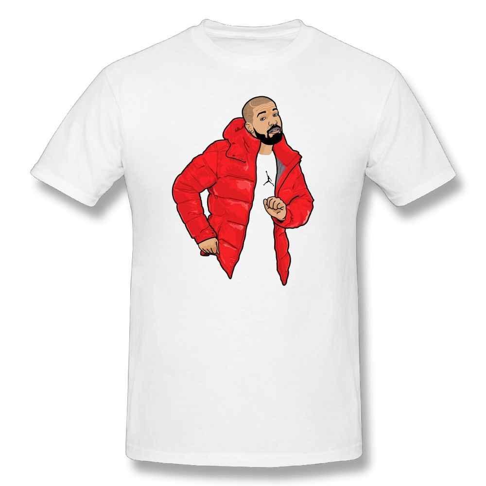 ... Drake T-Shirt Drake Cartoon Print T Shirt Fashion T Shirts Summer Men s  Casual Awesome ... e4b4515e4cd5
