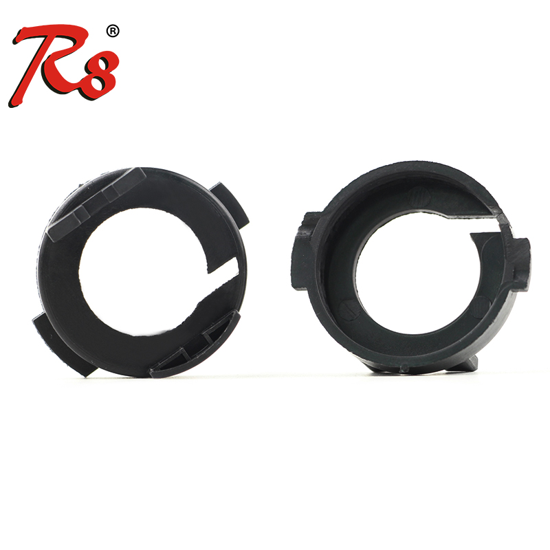 2x H7 LED Bulb Headlight Holder Adaptor Kit For Kia Rio K3 Hyundai MISTRA Azera