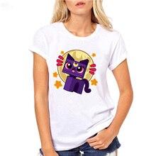 3471cdb8669 summer 2019 Kawaii Sailor Moon t shirt women tops casual Harajuku Sweet  cartoon print bts aesthetic