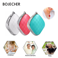5pcs/lot Mini GPS Tracker A9 For Kids Children Tracking Device GPS + LBS + Wifi long time Standby SOS Alarm Voice Monitoring