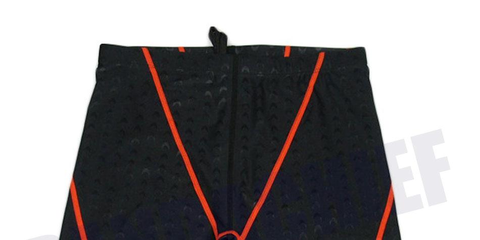 Body Suits Schwimmen Professionelle Mens Haifischhaut Konkurrierenden Laufenden Schwimmen-stamm Hohe Qualität Bademode Jammer Badeanzug Fünfte Hosen Plus Größe L-4xl