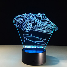 Star Wars Falcon Night Light