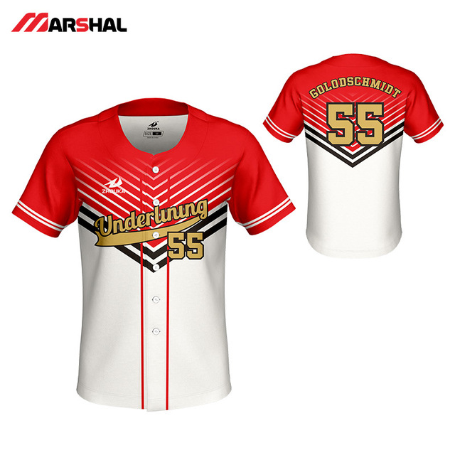 d0ee25d2b Professional design mens baseball shirts quick dry breathable baseball team  shirt custom sublimation blank baseball jerseys