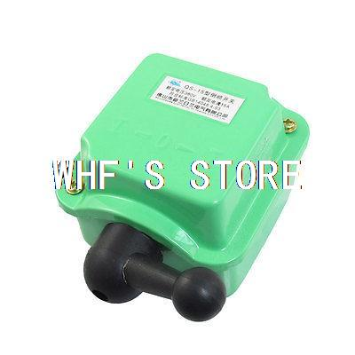 QS-15 AC 380V 15Amp Forward Stop Reverse Motor Cam Starter Changeover Switch