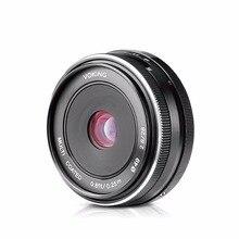 VOKING VK-FX-28-2.8 28mm f/2.8 Fixed Manual Focus Lens for Fujifilm Mirrorless Camera X-Pro2/X-T1/X-A2/X-E2/X-E2s/X70/X-E1/X30