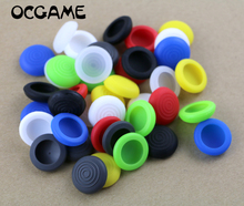 Ocgame Silicone Soft Duimknoppen Grips Joystick Cap Cover Voor Ps4 Xboxone Controller 200 Stks/partij
