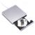 [Navio do Armazém Local] externo cd/dvd player usb 3.0 dvd-rw burner superdrive para apple mac pro air laptop gravador de escritor