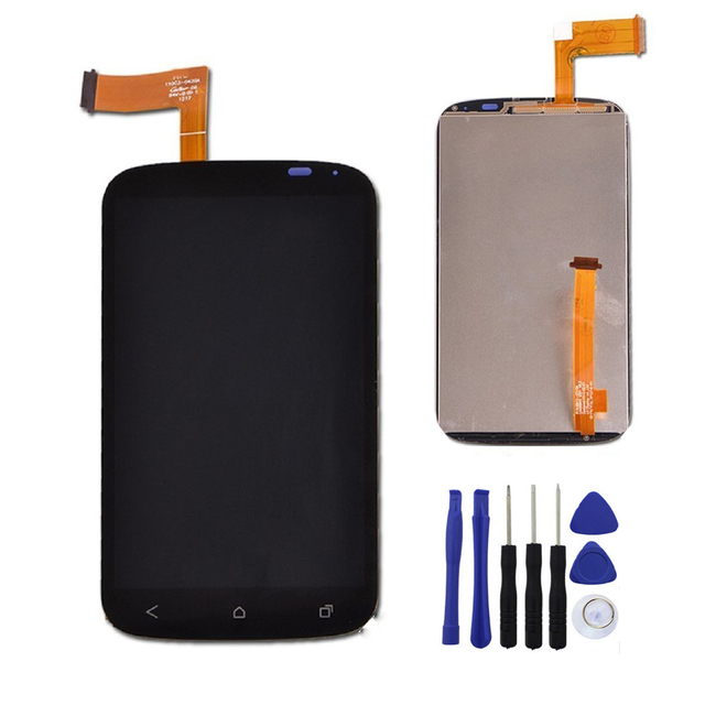 Replacement For HTC Desire X T328e LCD Screen Display +Touch Screen Digitizer Assembly+Free Tools, Free Shipping&Tracking Number