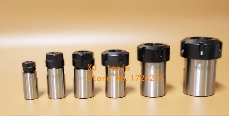 New High Quality 1pcs ER11/ER16/ER20/ER25/ER32 ER Drill Chuck B10/B12/B16/B18/JT6 Holder Tool ,Motor Shaft Extension Rod