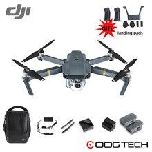 In Stock! DJI Mavic Pro (3pcs Batteries Included) Mavic Pro Combo Kit and Standard Package 4K Camera Drone