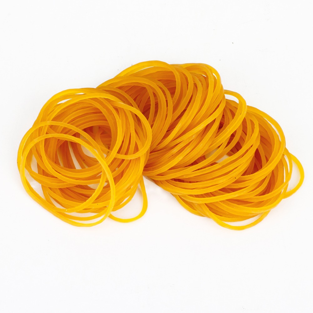100pcs/pack wholesale High-Quality Rubber bands strong elastic hair band loop Office Supplies Free shipping