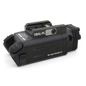 Image 2 - SOTAC GEAR טקטי נשק DBAL PL IR לייזר/IR אור/Strobe/אדום לייזר & 400 Lumens לבן אור רובים פנס