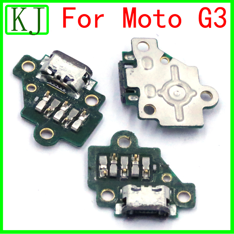100pcs New For Moto G3 USB Charging Port Dock Charger Plug Connector Board Flex Cable For