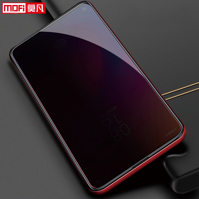 Image 2 - Xiaomi Redmi K20 Tempered Glass Full Cover Mofi Original Ultra Thin Protective Film Xiomi Redmi K20 Pro Screen Protector Glass-in Phone Screen Protectors from Cellphones & Telecommunications