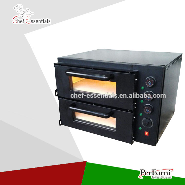 PFML-NB400 Stainless Steel high temperature deck baking pizza oven machine  for pizza shop