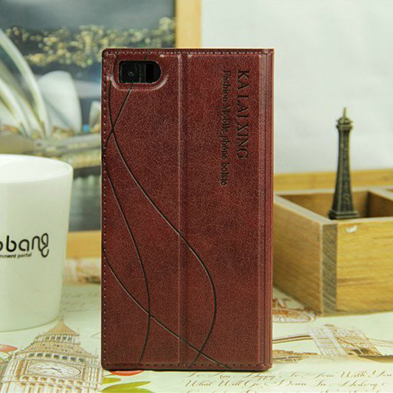 m3 luxury PU flip Leather Case For xiaomi mi3 back cover dual sim window view support stand mobile Phone cases 3 mi 3 original