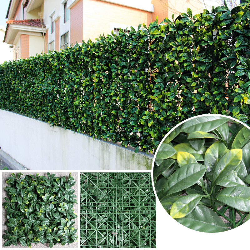 Online Buy Wholesale Artificial Boxwood Hedge From China