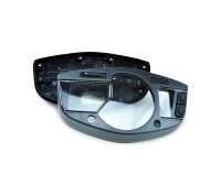 Speedometer Tachometer Gauge Cover For Honda CBR600RR CBR 600RR CBR 600 RR 2007 2014 Motorcycle Instrument Cover Holder