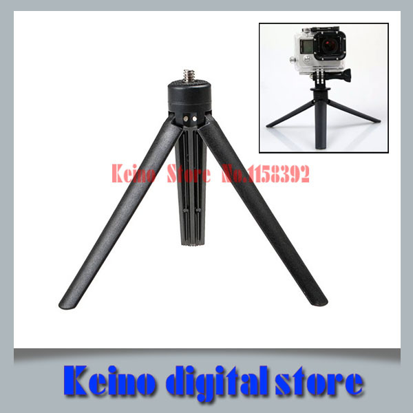Hot Sale Mini Tripod Stand Black For Camera Stand Phone
